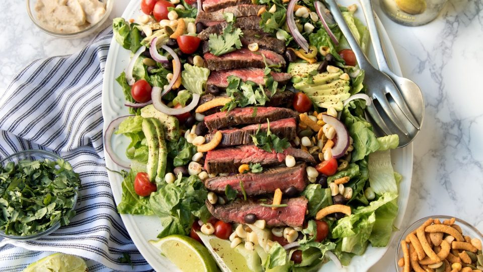main steak taco salad 960x540