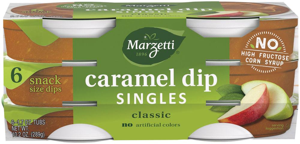 MarzettiCaramelDipSingles